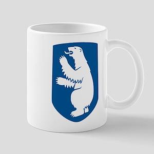 Greenland Coat Of Arms Mug