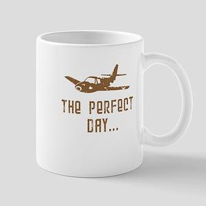Urban Airplane Mug