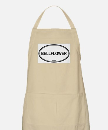 Bellflower (California) BBQ Apron