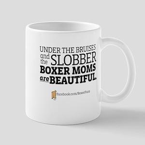 Boxer Moms are Beautiful - Mug