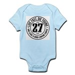 Live fast, die young Infant Bodysuit