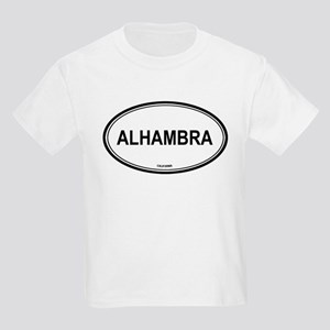 Alhambra (California) Kids T-Shirt