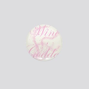 WineGoddessGlitter Mini Button