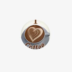 ILoveCoffeeCup.PNG Mini Button