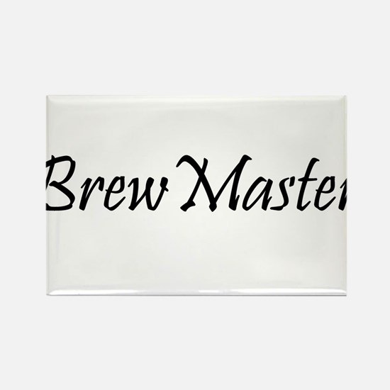 BrewMasterFilledBlack.png Rectangle Magnet