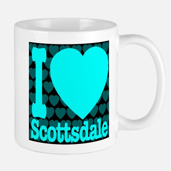 I (Heart) Scottsdale Mug