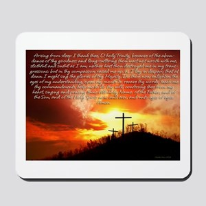 Morning Prayer Mousepad