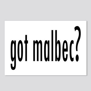 got malbec Postcards (Package of 8)