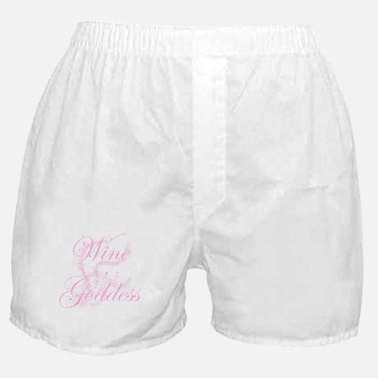 WineGoddessGlitter.png Boxer Shorts