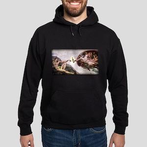 3-Michelangelo Hoodie (dark)