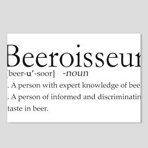 BeeroisseurDark Postcards (Package of 8)