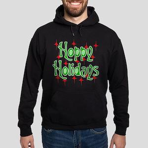 HoppyHolidays Hoodie (dark)