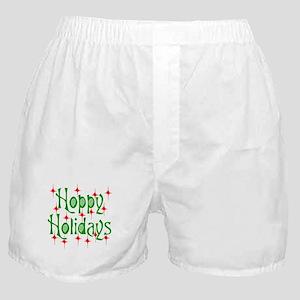 HoppyHolidays Boxer Shorts