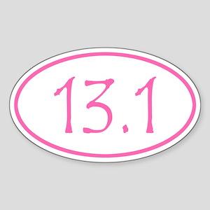 Pink Half Marathon 13.1 Miles