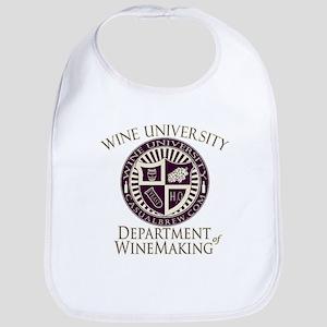WineUDeptWineMaking Bib
