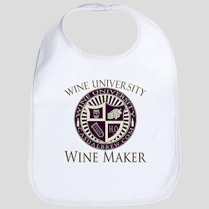 WineUWineMaker Bib
