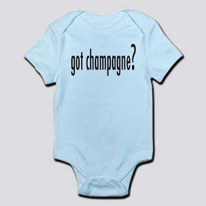 gotChampagne Infant Bodysuit