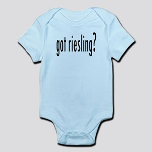 gotRiesling Infant Bodysuit