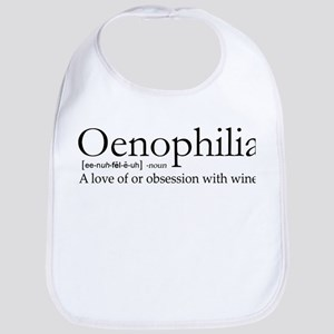 Oenophilia Bib