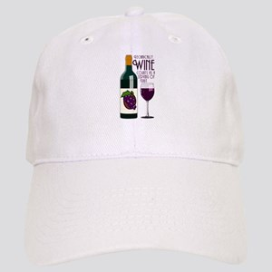 WineFruitServing Cap