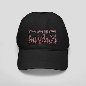 FriendsDontZin Black Cap