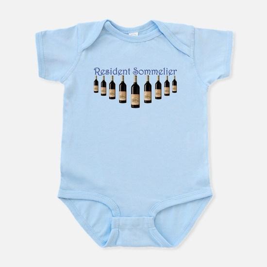 Resident Sommelier Infant Bodysuit
