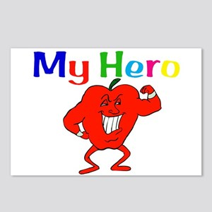 My Hero Postcards (Package of 8)