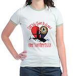 Half My Heart Jr. Ringer T-Shirt