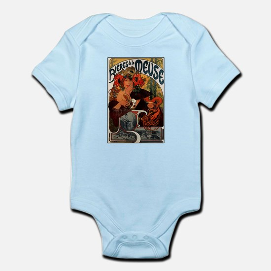 BieresDeLaMeuse.png Infant Bodysuit
