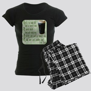 IrishToast Women's Dark Pajamas