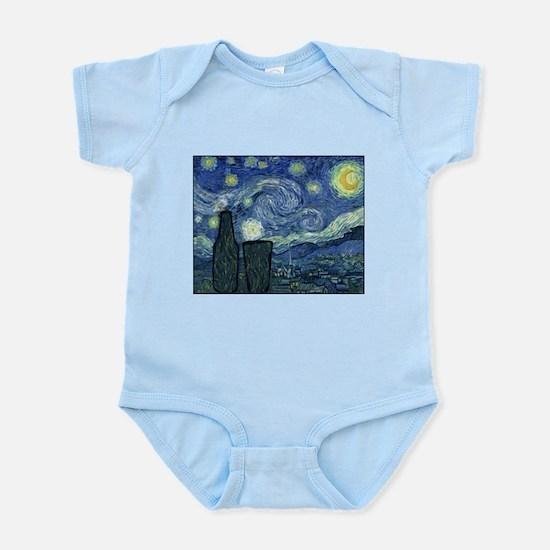 BeeryNight.png Infant Bodysuit
