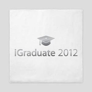 i Graduate 2012 Queen Duvet