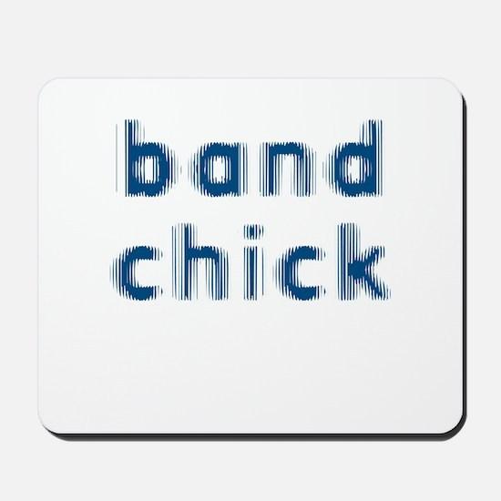 Band Chick Mousepad