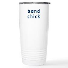 Band Chick Stainless Steel Travel Mug