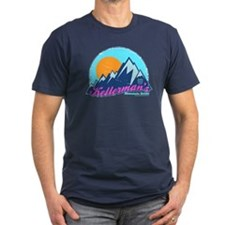 Dirty Dancing Kellerman's Men's Fitted T-Shirt