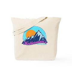 Dirty Dancing Kellerman's Tote Bag