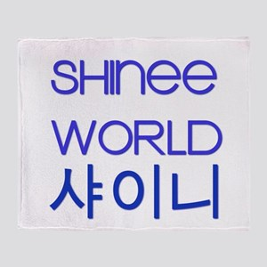shineeworld Throw Blanket