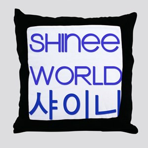 shineeworld Throw Pillow