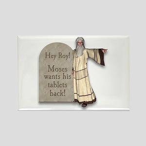 Moses Ten Commandments/ Roy Give them BACK! Rectan