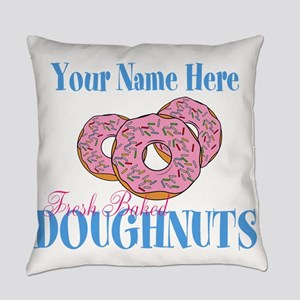 Doughnut Lover Everyday Pillow