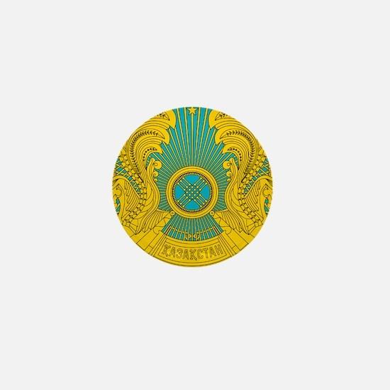 Kazakhstan Coat Of Arms Mini Button (10 pack)