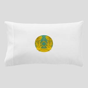 Kazakhstan Coat Of Arms Pillow Case