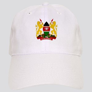 Kenya Coat Of Arms Cap