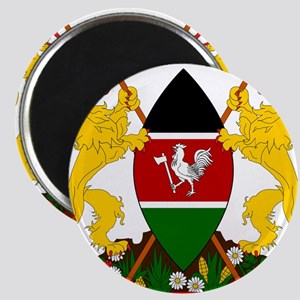 Kenya Coat Of Arms Magnet