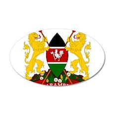 Kenya Coat Of Arms Wall Decal