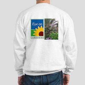 Eye on Gardening Tropical Plants Sweatshirt