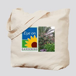 Eye on Gardening Tropical Plants Tote Bag