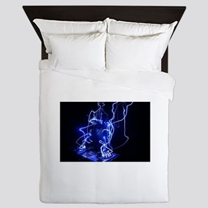 Hey DJ decks Queen Duvet