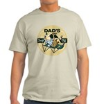 Dad's Day Off Light T-Shirt