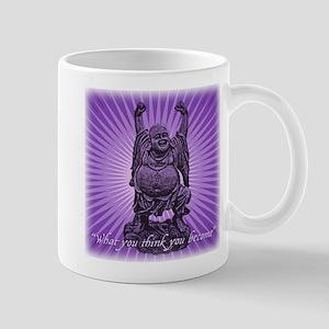 Buddha Smiles Mug